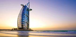 Dubai: Burj Al-Arab