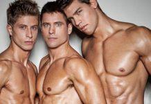 Kris Evans, Jack Harrer, Lukas Ridgeston