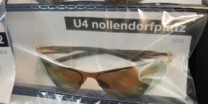 """ic-Berlin: Brille """"U4 Nollendorfplatz"""""""