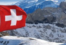 Flagge der Schweiz