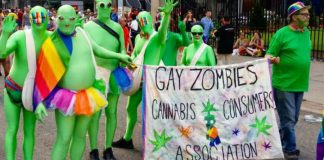 """Gay Zombies Cannabis Consumers Association"""