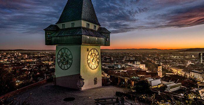Uhrturm Graz
