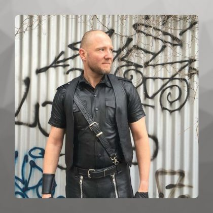 Gernot, Mister Leather Austria 2016
