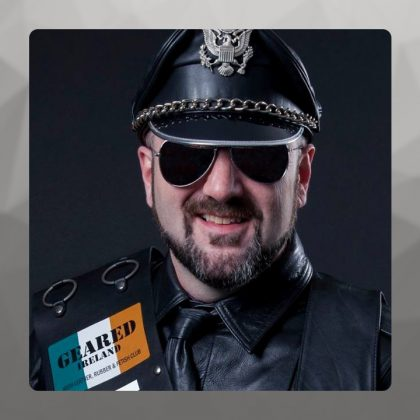 Cathal, Mister Leather Ireland 2016