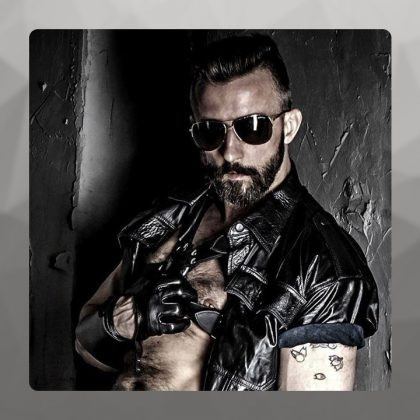 Maciek, Mister Leather Poland 2016