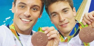 Tom Daley/Daniel Goodfellow