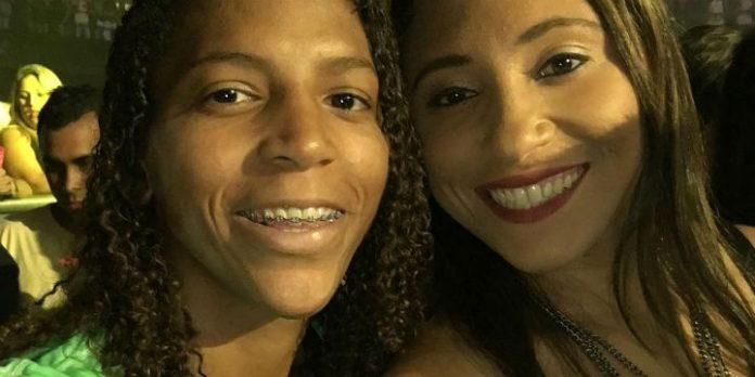 Rafaela Silva und Thamara Cezar