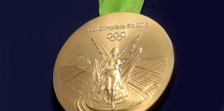 Goldmedaille - Olympia 2016