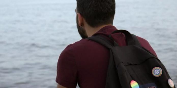 Syrischer Flüchtling Omar