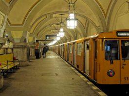 Berlin, U-Bahnhof Heidelberger Platz