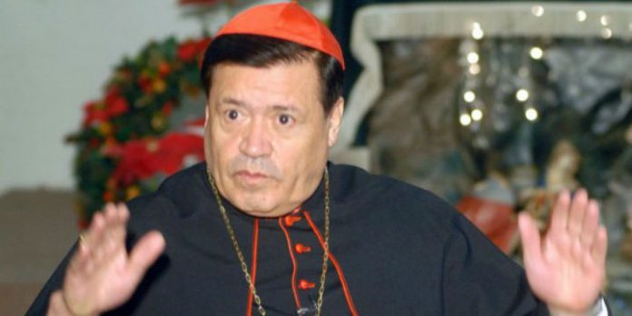 Kardinal Norberto Rivera Carrera