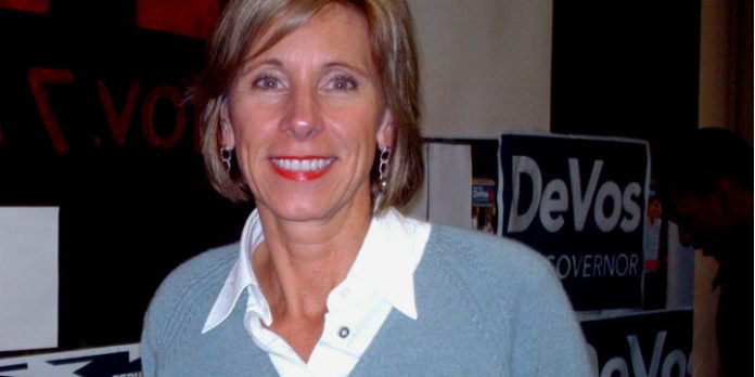 Betty DeVos