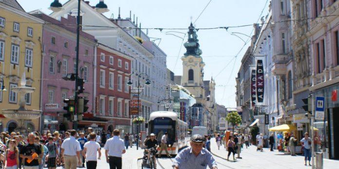 Linz, Taubenmarkt