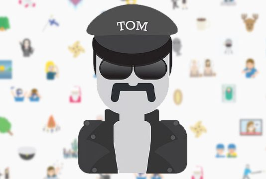 Tom of Finland Emoji