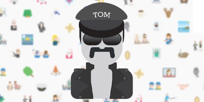 Tom of Finland Emoji
