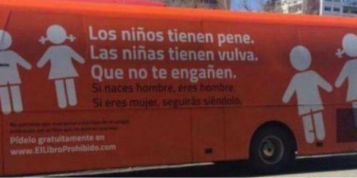 Bus von Hazte Oir