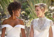 Samira Wiley und Lauren Morelli