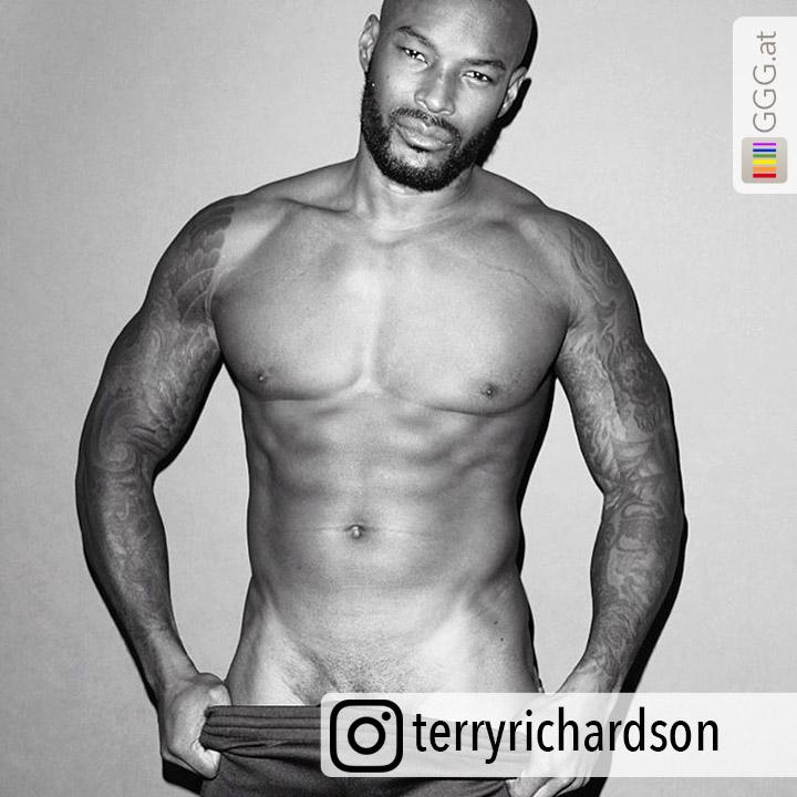 Bild des Tages: Tyson Beckford auf Instagram