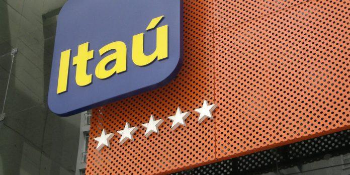 Symbolbild: Itau-Filiale in Sao Paulo
