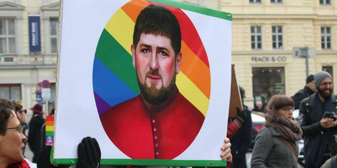 Symbolbild: Ramzan Kadyrow