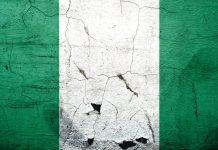 Flagge von Nigeria