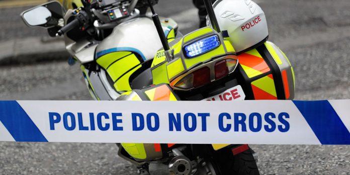 Sujetbild: Polizei in England