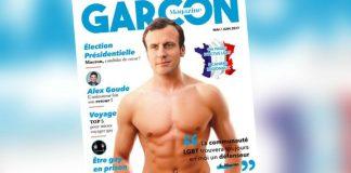 Garçon-Titelblatt