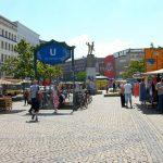Berlin, Hermannplatz