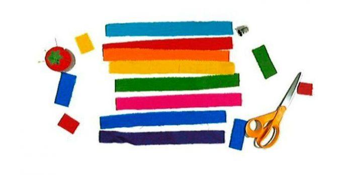 Gilbert Baker: Erfinder der Regenboggenflagge wird mit Doodle geehrt