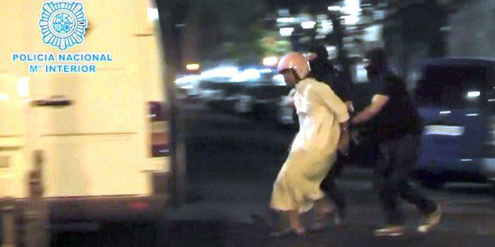 Drei mutmaßliche Islamisten in Madrid festgenommen