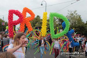 Regenbogenparade 2017