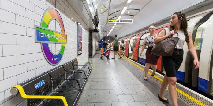 U-Bahn London