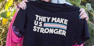 """They Make Us Stronger"""