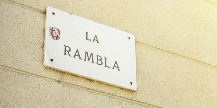 La Rambla - Symbolbild