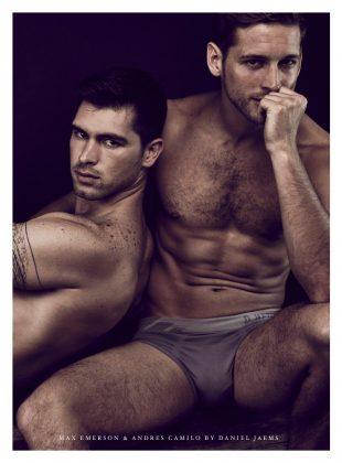 Max Emerson und Andrés Camilo