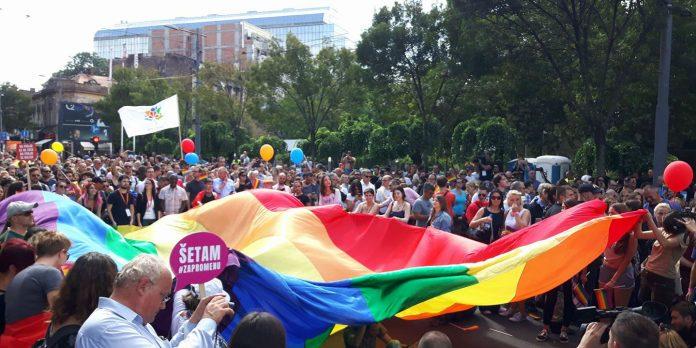 Belgrade Pride 2017