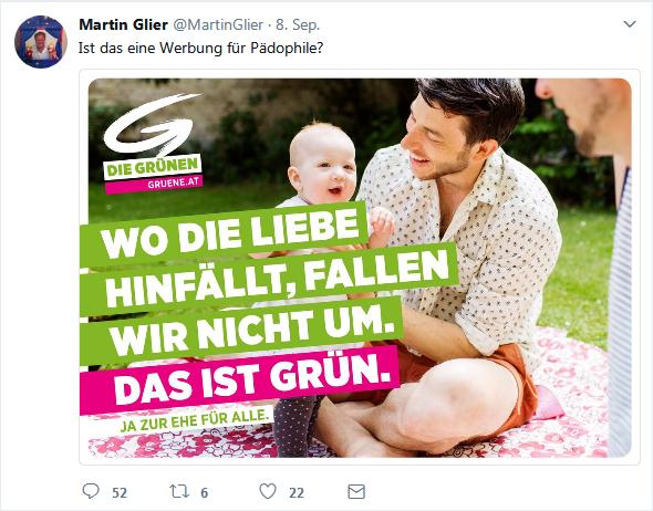 Martin Glier auf Twitter