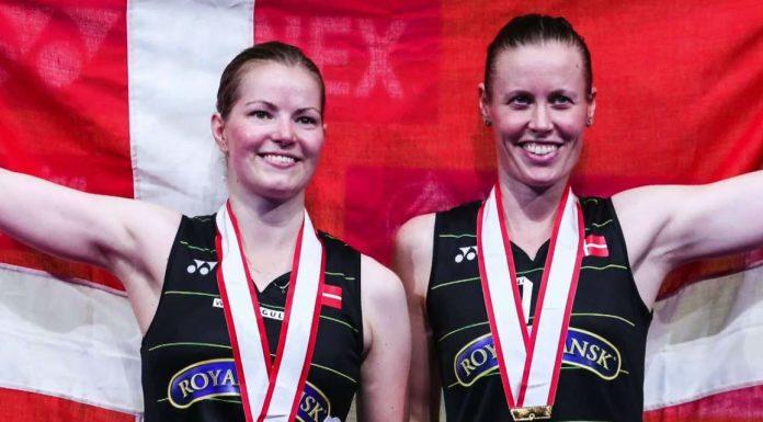 Christinna Pedersen und Kamilla Rytter