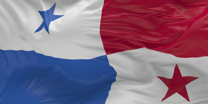 Flagge von Panama