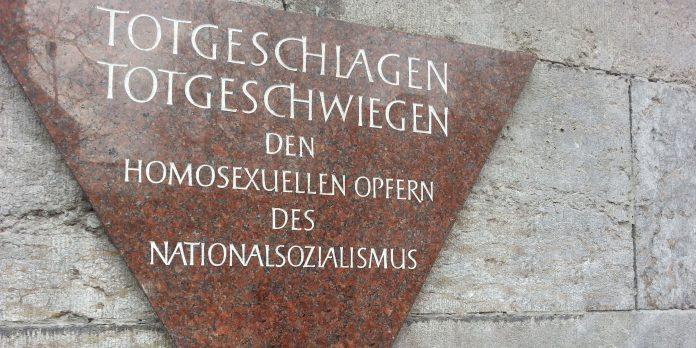 Mahnmal für die homosexuellen Opfer des Nationalsozialismus