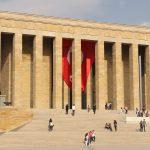 Atatürk-Mausoleum in Ankara