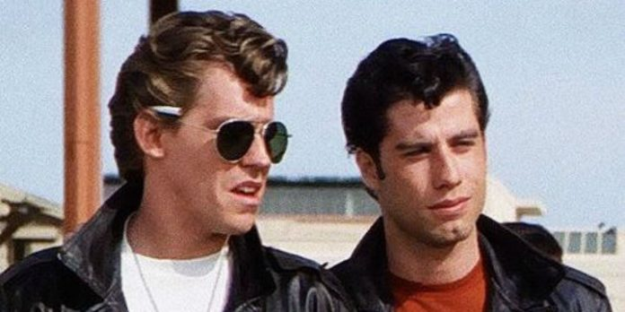 Jeff Conaway und John Travolta