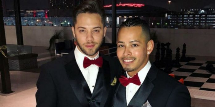 Randall Magill und Jose Chavez