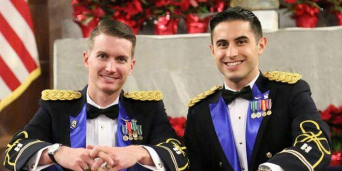 Daniel Hall und Vincent Franchino