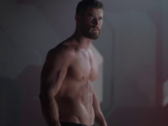 Chris Hemsworth als Thor