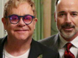 Elton John und David Furnish