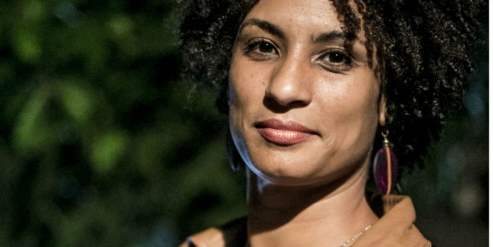 Zehntausende Brasilianer demonstrieren nach Mord an Politikerin