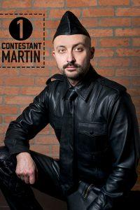 Mister Fetish Austria; Kandidat 1 - Martin