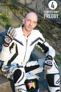 Mister Fetish Austria; Kandidat 4 - Freddy