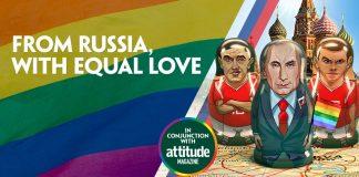 LGBT-Spendenaktion zur Fußball-WM